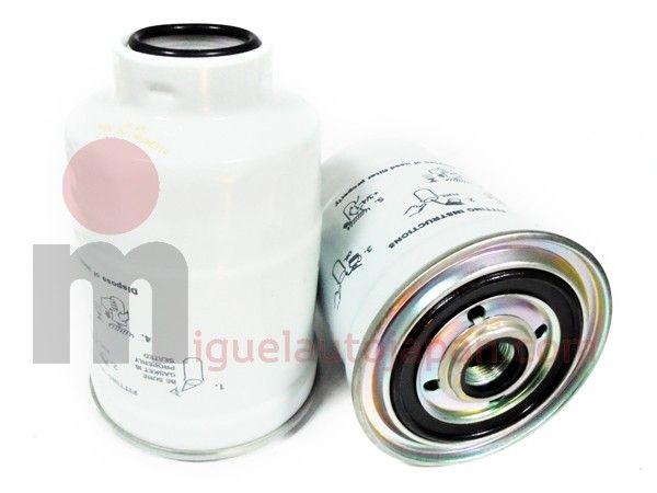 Filtro combustible para Mitsubishi Canter