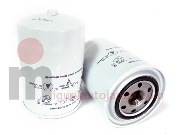 Filtro de aceite Mitsubishi Canter FE531/534/649  FE73/74/85/84     1996-2009