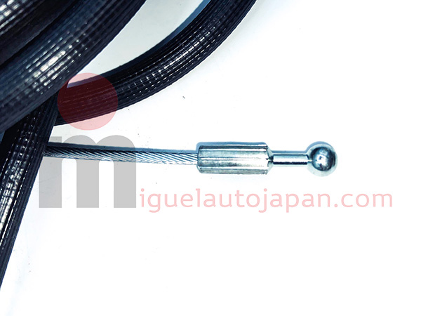 Cable de freno mano central para Nissan Cabstar 2000-2006