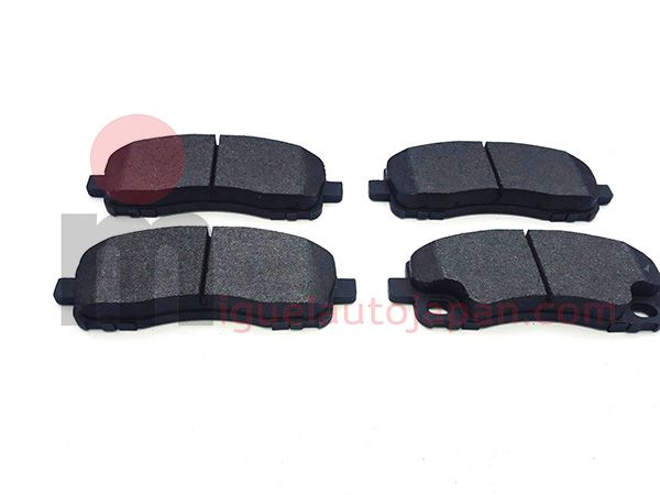 Pastillas de freno traseras Mitsubishi Canter