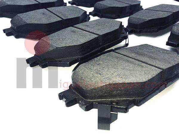 Pastillas de freno delanteras/traseras Mitsubishi Canter