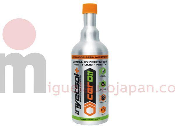 Limpiador de inyectores Ceroil Inyetsol