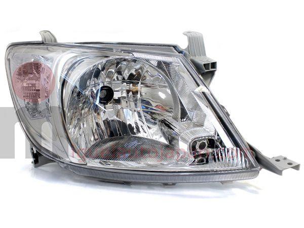 Faro derecho para Toyota Hilux 2008-2011