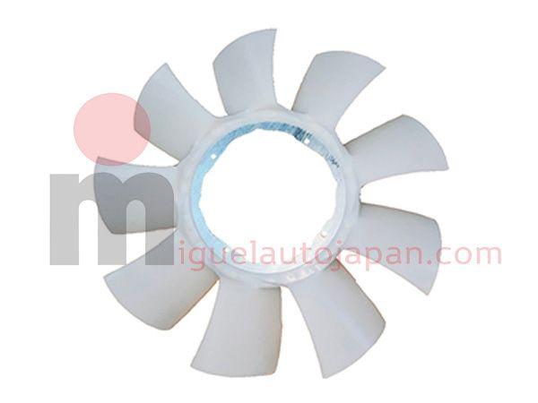 Aspas de ventilador para Mitsubishi Canter 2009 en adelante